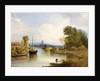 River Severn by Edward Smith