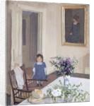 Interior, c.1907 by Harold Gilman