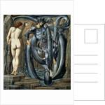 The Doom Fulfilled c.1882 by Edward Coley Burne-Jones