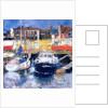 Lowestoft Harbour View by Sylvia Paul
