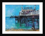 Brighton Pier by Sylvia Paul