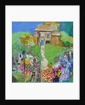 Garden Path by Sylvia Paul