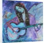Blue Angel by Sylvia Paul
