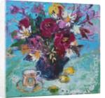 Still Life with Tea Cup by Sylvia Paul