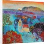 As the Sun goes Down by Sylvia Paul