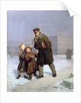 Beggar Children by Firs Sergeevich Zhuravlev