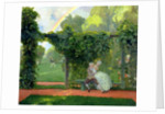 The Ridiculed Kiss, 1908 by Konstantin Andreevic Somov