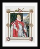 Portrait of Charles Howard 2nd Baron of Effingham and 1st Earl of Nottingham by Sarah Countess of Essex