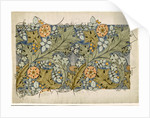 Tudor roses, thistles and shamrock by Charles Francis Annesley Voysey