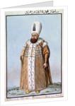 Mahomet III Sultan 1595-1603 by John Young