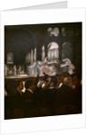 Ballet of Robert the Devil. 1871-1872. Oil on canvas. by Edgar Degas