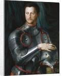 Duke Cosimo I de' Medici in Armour, 1540s by Agnolo di Cosimo Bronzino
