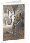 The Return of the Prodigal Son by James Jacques Joseph Tissot
