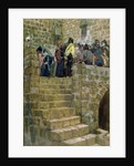 The Evil Counsel of Caiaphas by James Jacques Joseph Tissot
