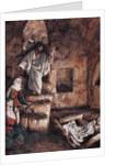 The Raising of Lazarus by James Jacques Joseph Tissot