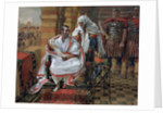 The Message of Pilate's Wife by James Jacques Joseph Tissot
