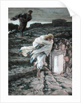 St. Peter and St. John Run to the Tomb by James Jacques Joseph Tissot
