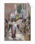 The Presentation of Christ in the Temple by James Jacques Joseph Tissot