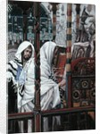 Jesus Teaching in the Synagogue by James Jacques Joseph Tissot
