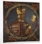 Pachacuti, 10th Inca King, mid-18th century by School Peruvian