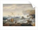 Shipwreck, 1829 by Thomas Birch