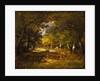 Forest Scene, c.1844-60 by Narcisse Virgile Diaz de la Pena