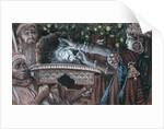 The Head of Saint John the Baptist by James Jacques Joseph Tissot
