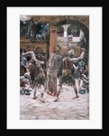 The Scourging by James Jacques Joseph Tissot
