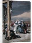 Mater Dolorosa by James Jacques Joseph Tissot