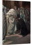 The Unbelief of St. Thomas by James Jacques Joseph Tissot