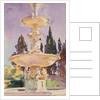 In a Medici Villa, c.1907 by John Singer Sargent