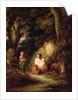 Gypsy Encampment, c.1788-92 by Gainsborough Dupont