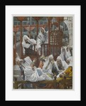 The Possessed Man in the Synagogue by James Jacques Joseph Tissot