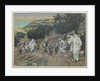 Jesus Heals the Blind and Lame on the Mountain by James Jacques Joseph Tissot