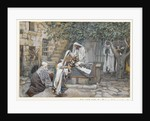 The Daughter of Jairus by James Jacques Joseph Tissot