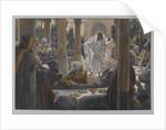 Curses against the Pharisees by James Jacques Joseph Tissot