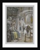 The Woman with an Infirmity of Eighteen Years by James Jacques Joseph Tissot