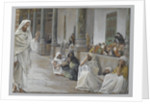 He Who is God Hears the Word of God by James Jacques Joseph Tissot