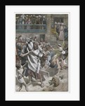 Jesus Before Herod by James Jacques Joseph Tissot
