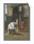 Jesus Before Pilate by James Jacques Joseph Tissot