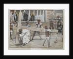 Jesus Bearing the Cross by James Jacques Joseph Tissot