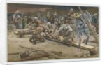 The nail for the Feet by James Jacques Joseph Tissot