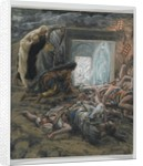 Mary Magdalene and the Holy Women at the Tomb by James Jacques Joseph Tissot