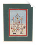 Miniature painting, c.1810 by Indian School