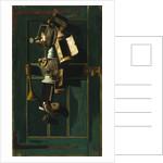 Door with Lanterns, c.1880 by John Frederick Peto