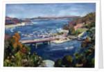 The Sydney Split, 1995 by Ted Blackall