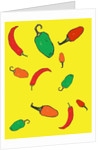 Chillies 2012 by Sarah Thompson-Engels