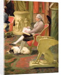 Charles Townley and his Friends in the Towneley Gallery by Johann Zoffany