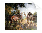 Going to Pasture by Dorothy Adamson