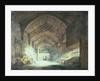 Mitton Hall, Lancashire by Joseph Mallord William Turner